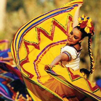 Романтическая Мексика