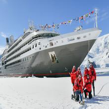 Круїз до Антарктиди на зустріч Нового 2022 Року