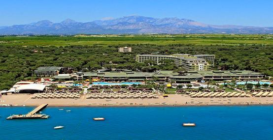 Maritim Pine Beach Resort 5* (Турция, Белек)