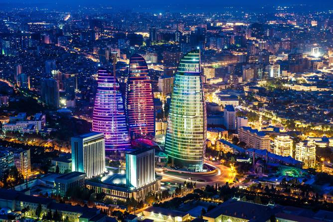 Отдых и туризм в Азербайджане - Відпочинок в Азербайджані