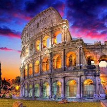 Италия: Римские каникулы