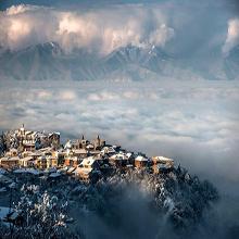 Зимние узоры Грузии